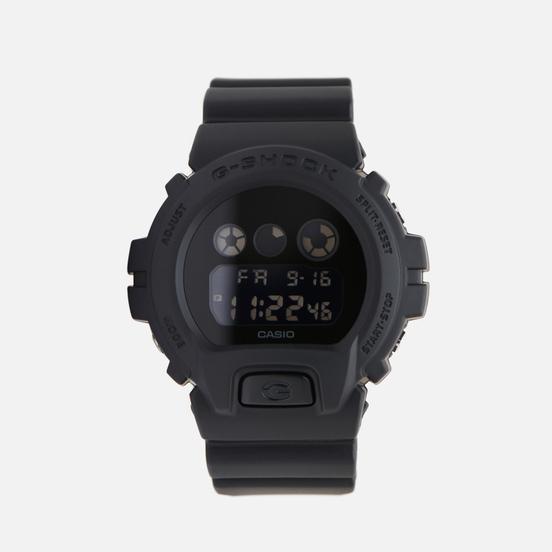 Наручные часы CASIO G-SHOCK DW-6900BBA-1ER Special Color Matte Black/Black