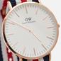 Наручные часы Daniel Wellington Classic Canterbury Blue/White/Red/Rose Gold/Eggshell White фото - 2