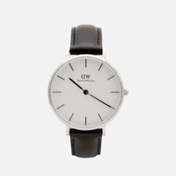 Наручные часы Daniel Wellington Petite Sheffield Black/Silver/Eggshell White