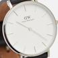Наручные часы Daniel Wellington Petite Sheffield Black/Silver/Eggshell White фото - 2