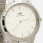 Наручные часы Daniel Wellington Iconic Link Silver/Silver/Eggshell White фото - 2