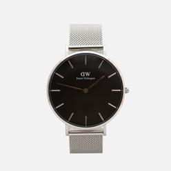 Наручные часы Daniel Wellington Petite Sterling Silver/Black