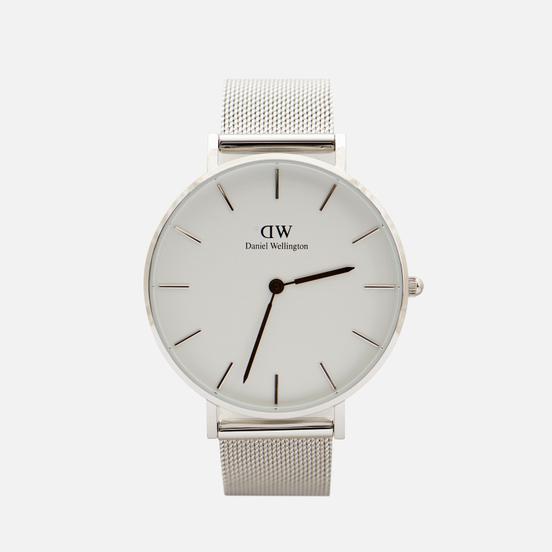 Наручные часы Daniel Wellington Petite Sterling Silver/Silver/Eggshell White