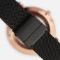 Наручные часы Daniel Wellington Petite Ashfield Black/Rose Gold/Black фото - 3