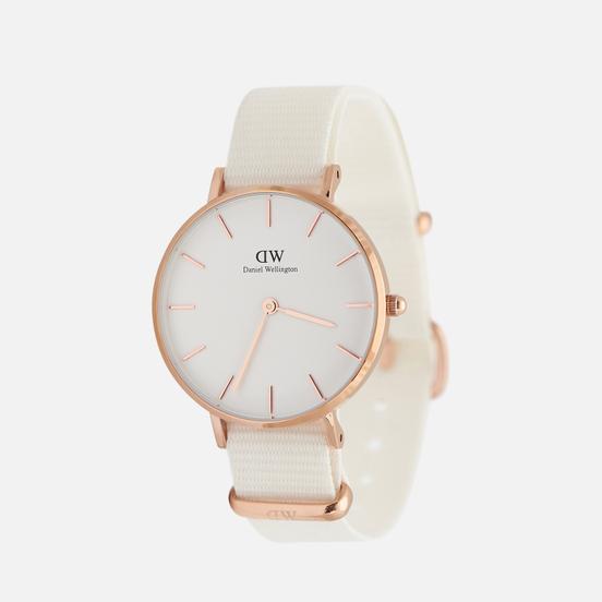 Наручные часы Daniel Wellington Petite Dover White/Rose Gold/Eggshell White