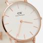 Наручные часы Daniel Wellington Petite Dover White/Rose Gold/Eggshell White фото - 2
