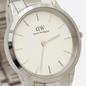 Наручные часы Daniel Wellington Iconic Link Silver/Silver/White фото - 2