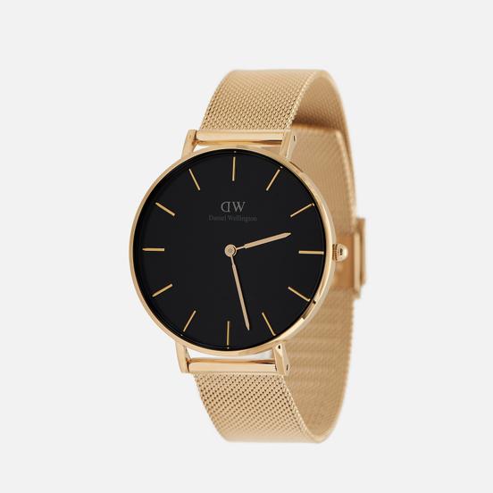 Наручные часы Daniel Wellington Petite Evergold Gold/Gold/Black
