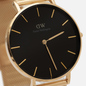 Наручные часы Daniel Wellington Petite Evergold Gold/Gold/Black фото - 2