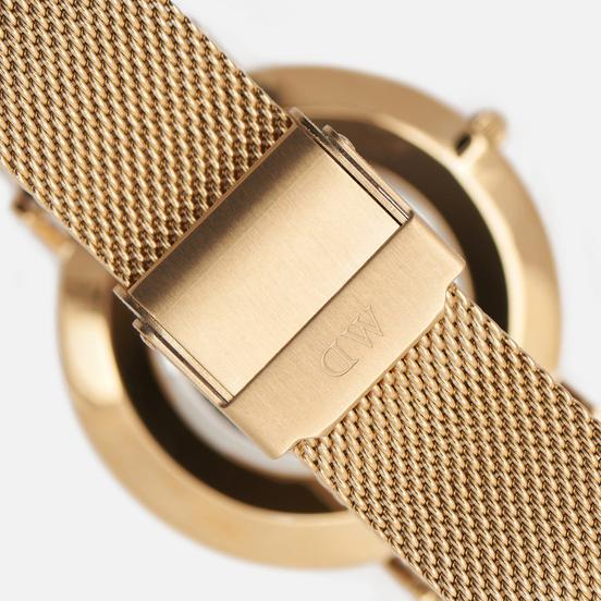 Наручные часы Daniel Wellington Petite Evergold Gold/Gold/Eggshell White