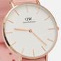Наручные часы Daniel Wellington Petite Rosewater Pink/Rose Gold/Eggshell White фото - 2