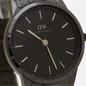Наручные часы Daniel Wellington Iconic Link Ceramic Black/Black фото - 2