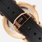 Наручные часы Daniel Wellington Iconic Motion Black/Rose Gold/Black фото - 3