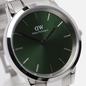 Наручные часы Daniel Wellington Iconic Link Emerald Silver/Silver/Green фото - 2