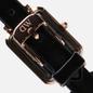 Наручные часы Daniel Wellington Quadro Pressed Sheffield Black/Rose Gold/White фото - 3