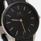 Наручные часы Daniel Wellington Iconic Motion Black/Silver/Black фото - 2
