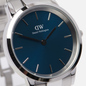 Наручные часы Daniel Wellington Iconic Arctic Large Silver/Silver/Arctic Blue фото - 2