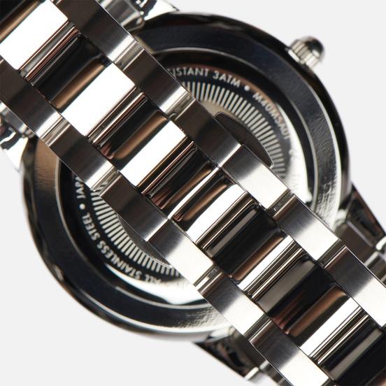 Наручные часы Daniel Wellington Iconic Arctic Large Silver/Silver/Arctic Blue