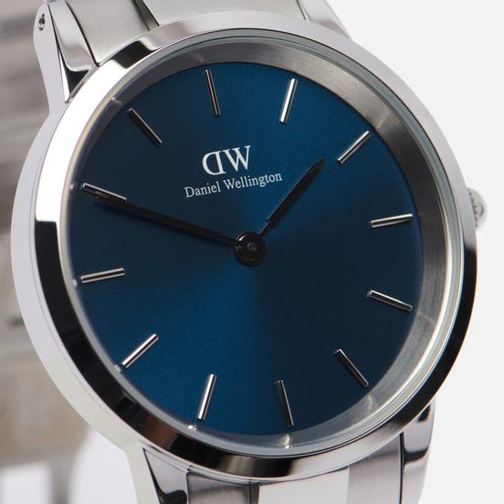 Наручные часы Daniel Wellington Iconic Arctic Medium Silver/Silver/Arctic Blue