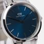 Наручные часы Daniel Wellington Iconic Arctic Medium Silver/Silver/Arctic Blue фото - 2