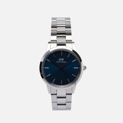 Наручные часы Daniel Wellington Iconic Arctic Small Silver/Silver/Arctic Blue