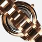 Наручные часы Daniel Wellington Iconic Amber Large Rose Gold/Rose Gold/Brown фото - 3