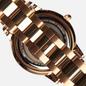 Наручные часы Daniel Wellington Iconic Amber Medium Rose Gold/Rose Gold/Brown фото - 3