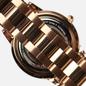 Наручные часы Daniel Wellington Iconic Amber Small Rose Gold/Rose Gold/Brown фото - 3