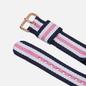 Ремешок для часов Daniel Wellington Classic Southampton Rose Gold/Blue/White/Pink фото - 1