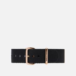 Ремешок для часов Daniel Wellington Classic Cornwall Rose Gold/Black