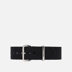 Ремешок для часов Daniel Wellington Classic Cornwall Silver/Black