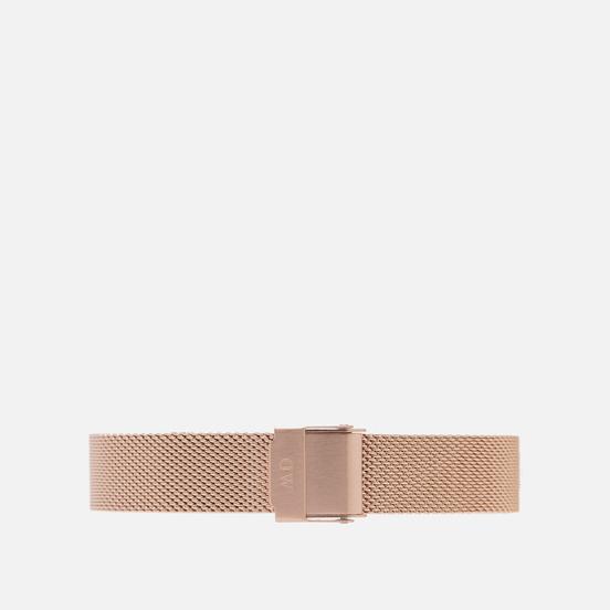 Ремешок для часов Daniel Wellington Petite Melrose Rose Gold/Rose Gold