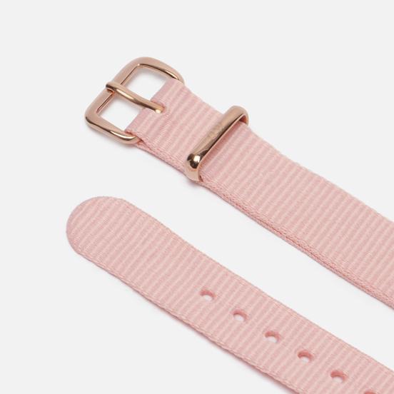 Ремешок для часов Daniel Wellington Petite Rosewater Rose Gold/Pink