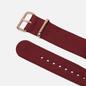 Ремешок для часов Daniel Wellington Classic Roselyn Rose Gold/Ruby Red фото - 1