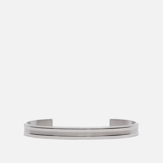 Браслет Daniel Wellington Elan Cuff Large Silver