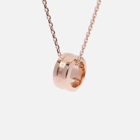 Колье Daniel Wellington Elan Necklace Rose Gold