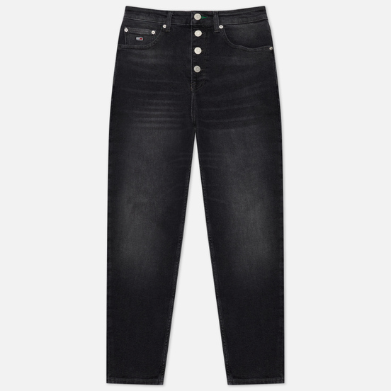 Женские джинсы Tommy Jeans Mom Relaxed Fit High Rise Save Pf Black Comfort