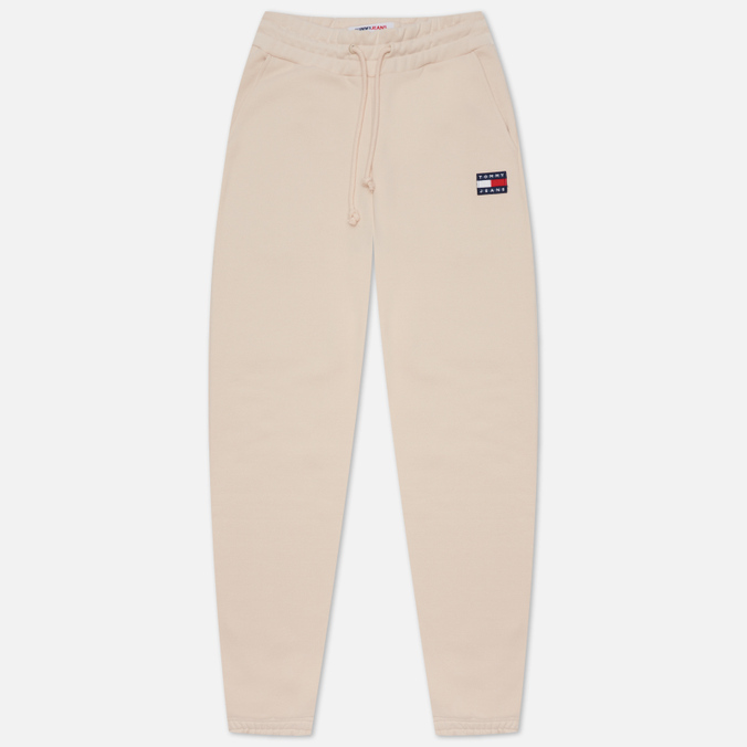 Женские брюки Tommy Jeans Tommy Badge Relaxed Joggers
