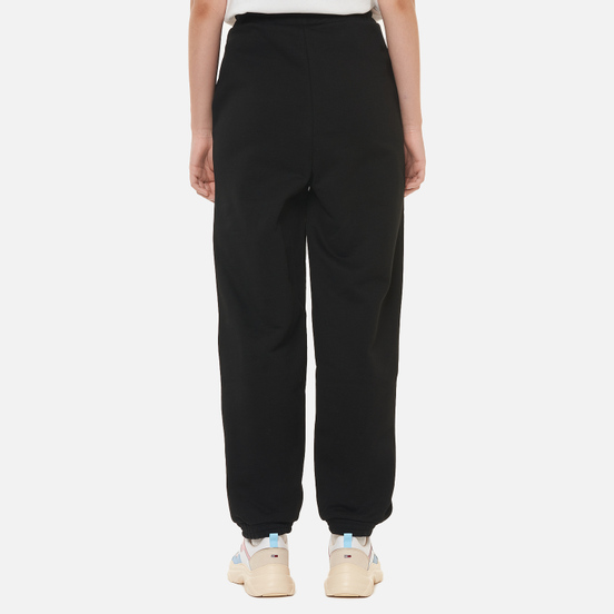 Женские брюки Tommy Jeans Tommy Badge Relaxed Joggers Black