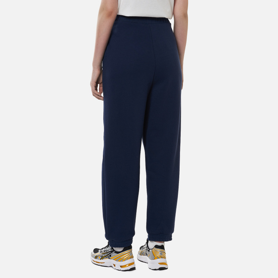 Женские брюки Tommy Jeans Tommy Badge Relaxed Fit Joggers Twilight Navy