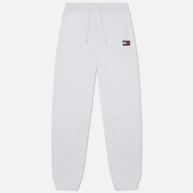 Женские брюки Tommy Jeans Tommy Badge Relaxed Fit Joggers