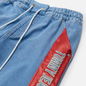 Женские джинсы Tommy Jeans High Rise Elasticated Denim 12.1 Oz Fame Mix Light Blue Rigid фото - 1