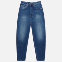 Женские джинсы Tommy Jeans Mom Super High Rise Tapered Ames Blue