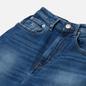 Женские джинсы Tommy Jeans Mom Super High Rise Tapered Ames Blue фото - 1