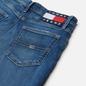 Женские джинсы Tommy Jeans Mom Super High Rise Tapered Ames Blue фото - 2