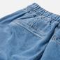 Женские шорты Tommy Jeans Colour-Blocked Panels Baggy Denim Fame Mix Light Blue Rigid фото - 2
