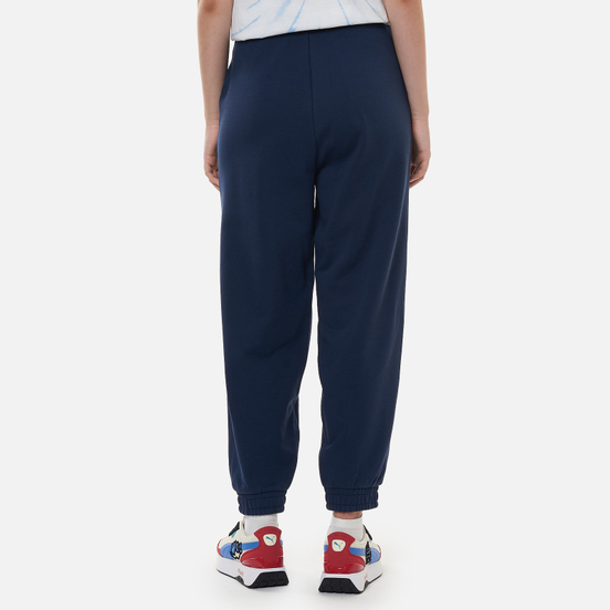 Женские брюки Tommy Jeans Relaxed Timeless Tommy 1 Sweat Twilight Navy