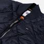 Женская куртка бомбер Tommy Jeans Essential Diamond Quilted Twilight Navy фото - 1