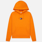 Женская толстовка Tommy Jeans Tommy Center Badge Hoodie Washed Orange фото - 0