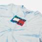 Женская футболка Tommy Jeans Tie Dye Relaxed Fit Tie Dye Print фото - 1